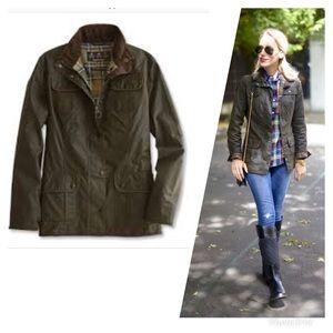 barbour ladies utility jacket